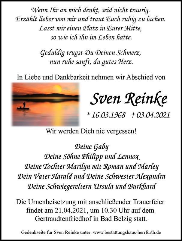 Profilbild von Sven Reinke